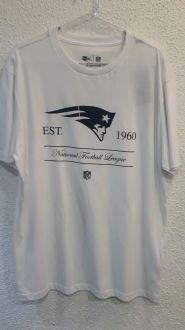 Camiseta Patriots NFL New Era