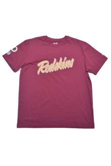 Camiseta Redskins NBA New Era