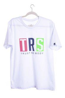 Camiseta Manga Curta TRS Trusty Nobody The Rocks