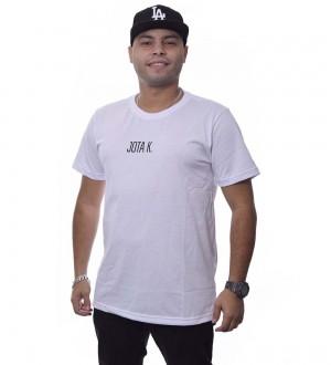 Kit Camisetas Jota K Lata Branco e Preto
