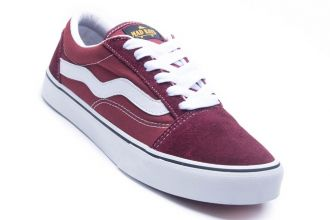 Tênis Skate Old School Red Mad Rats