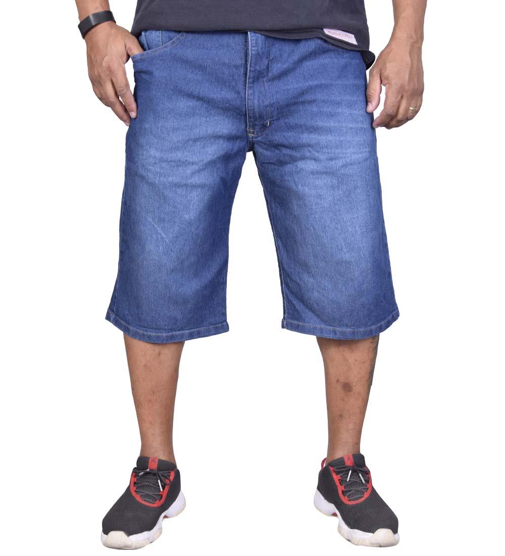 Bermuda Plus Size Fatal Jeans
