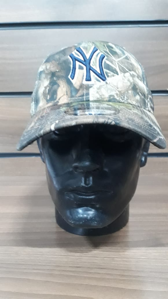 Boné Camuflado New York Yankees MLB New Era