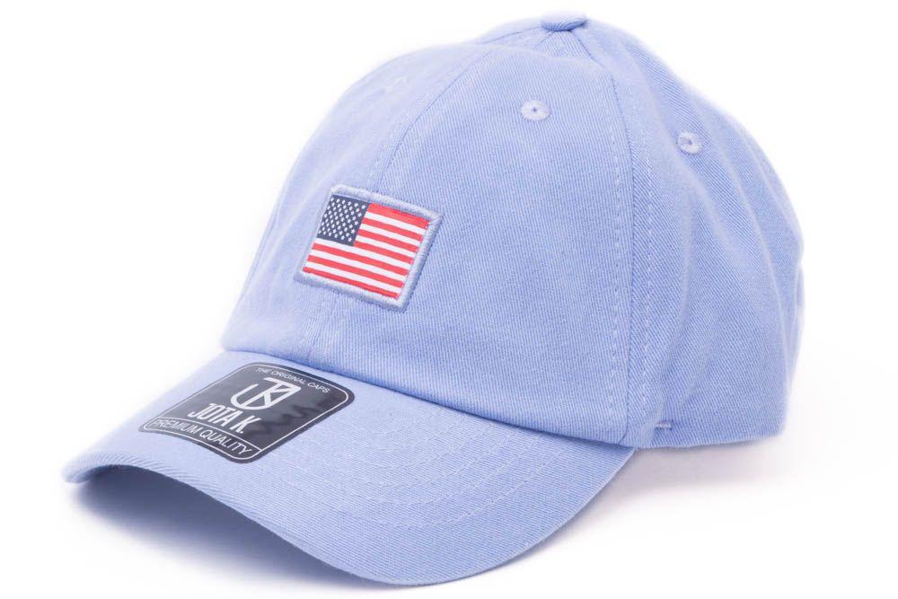 Boné Jota K EUA Strapback Dad Hat