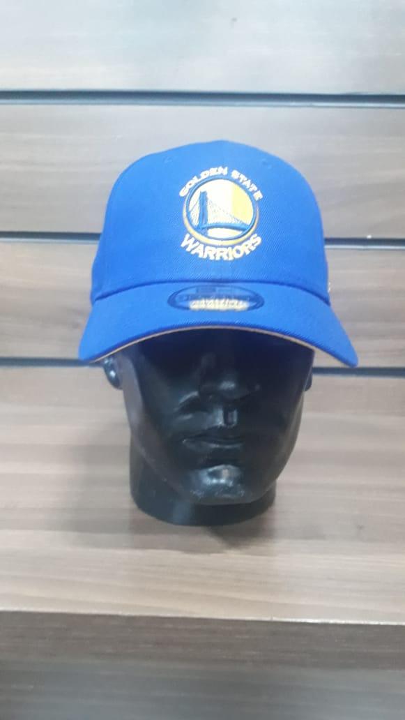 Boné Goldem State Warriors Champions New Era