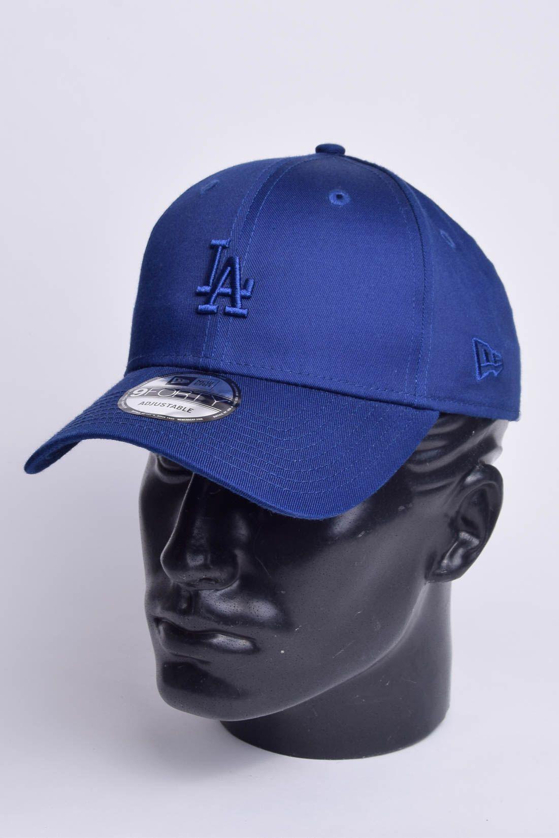 Boné Los Angeles Dodgers Snapback Aba Curva New Era