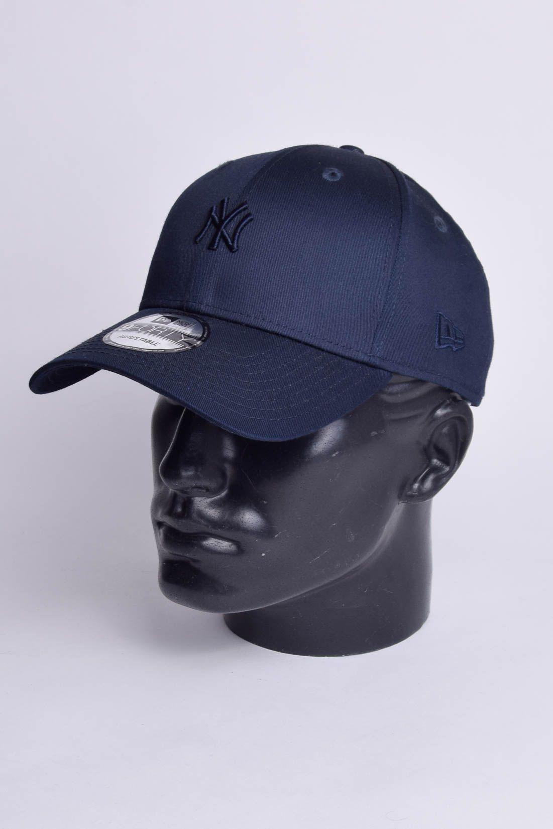 Boné MLB New York Yankees Snapback Aba Curva New Era