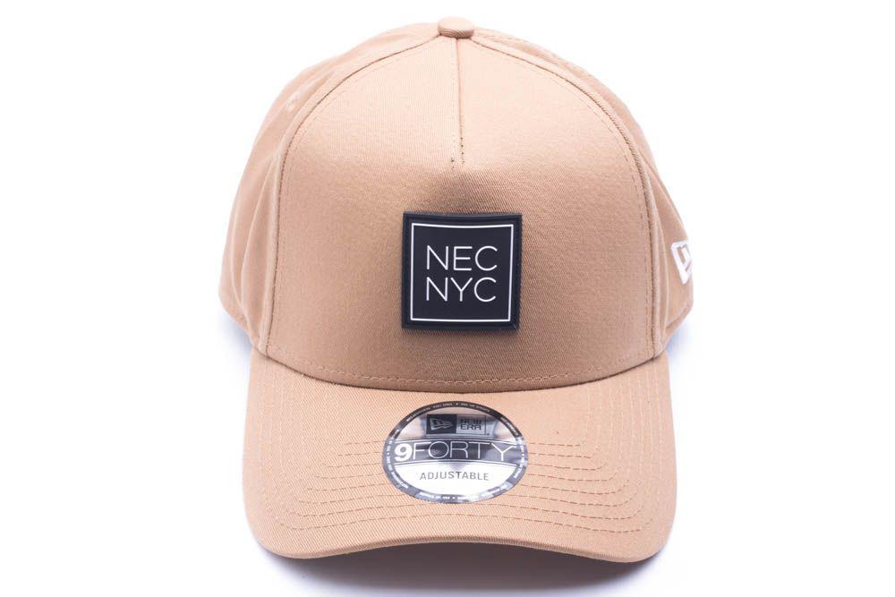 Boné Nec Nyc A-frame Ajustável Basic New Era