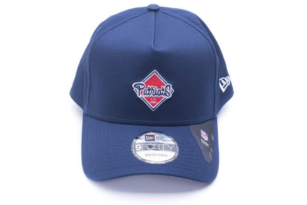 Boné New England Patriots Essentials Retro NFL New Era