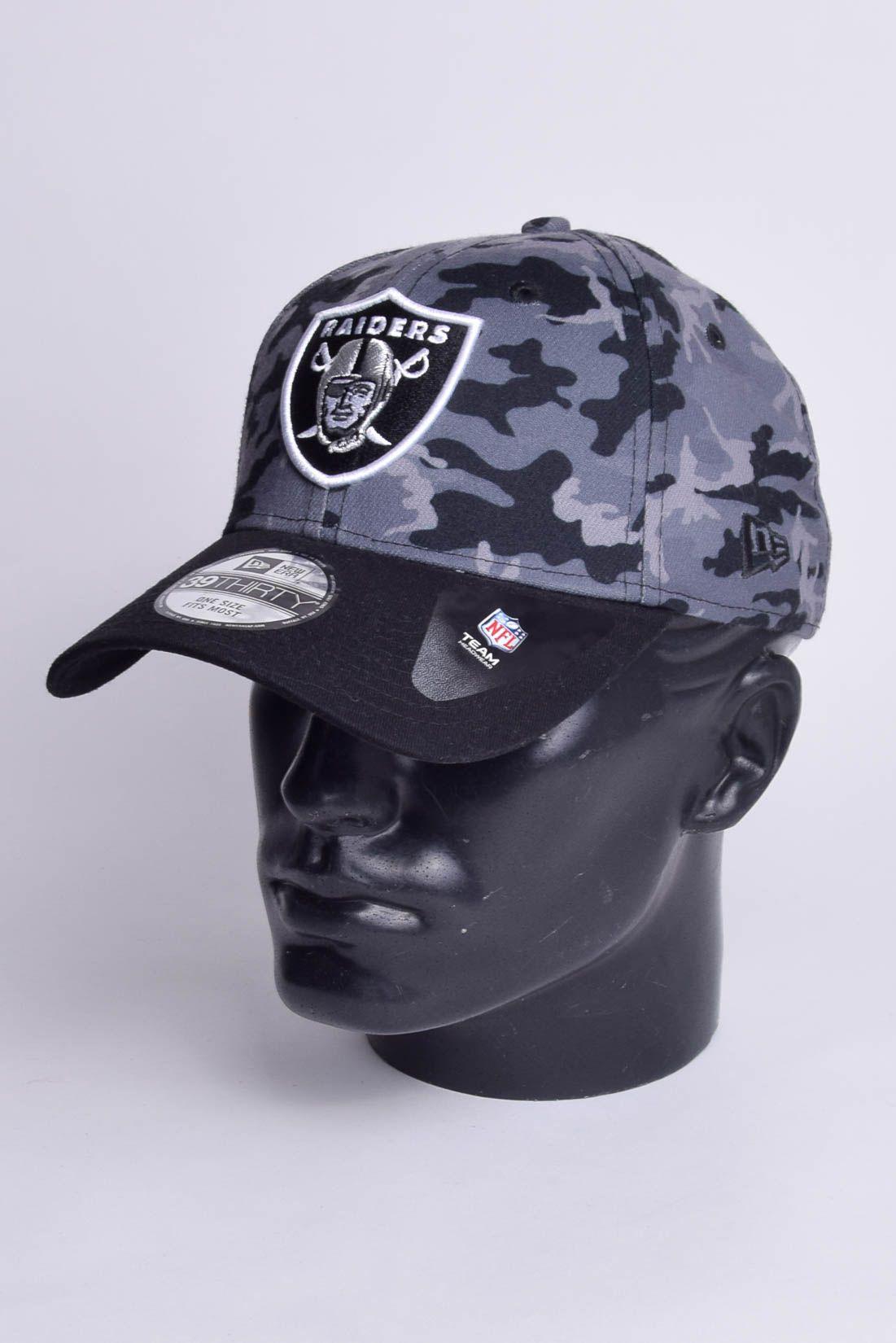 Boné NFL Okland Raiders Aba Curva New Era