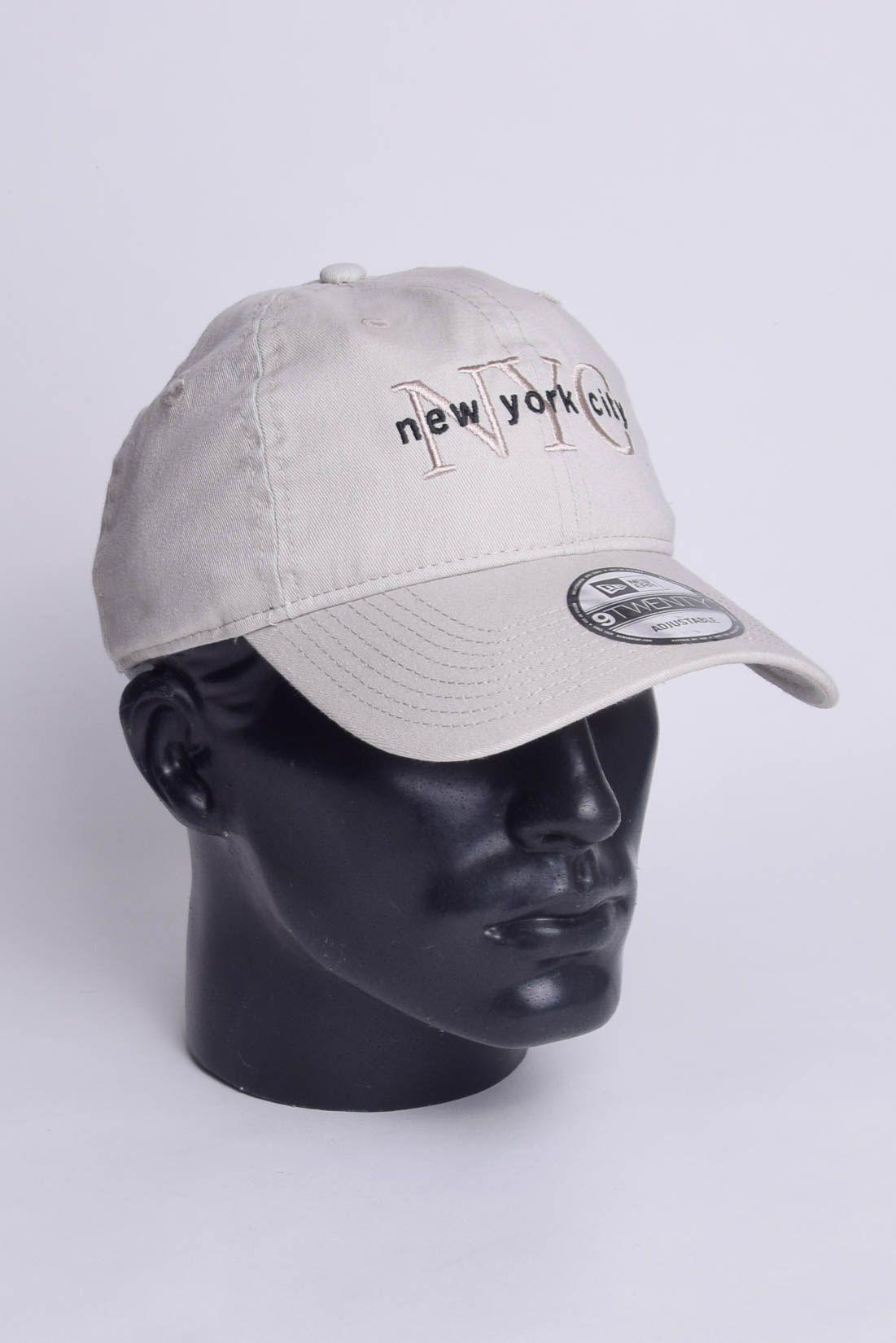 Boné Snapback Aba Curva NYC New Era