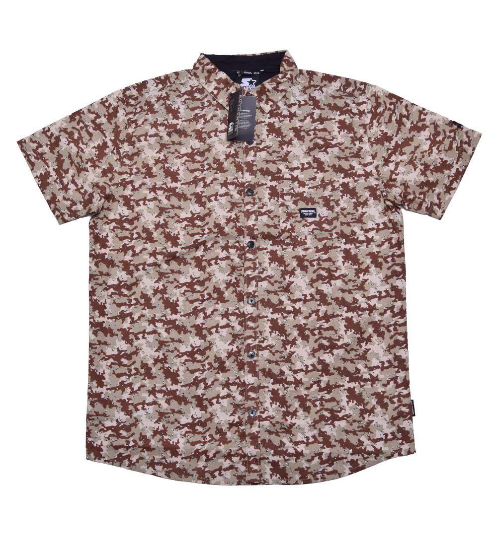 Camisa Camuflada Starter
