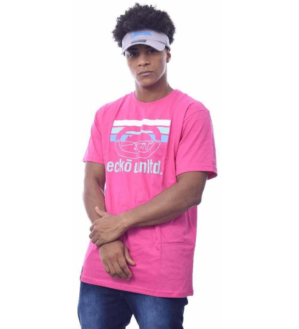 Camiseta Ecko three fixed