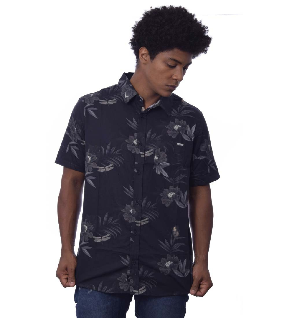 Camisa Floral Chronic