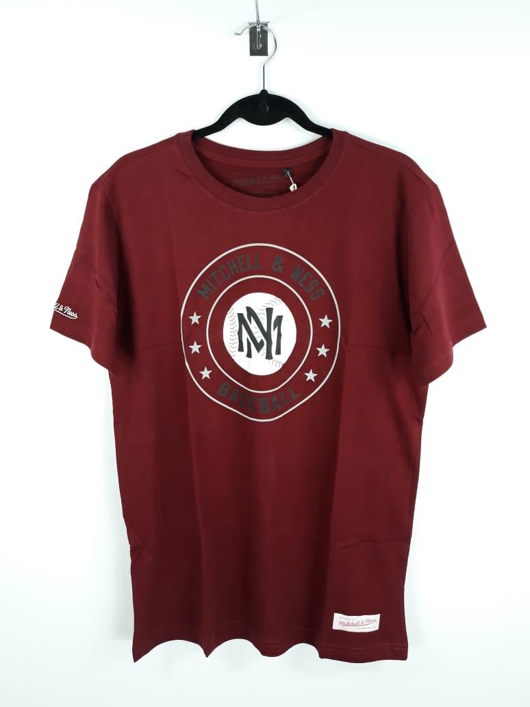 Camiseta Baseball Circle Mitchell & Ness
