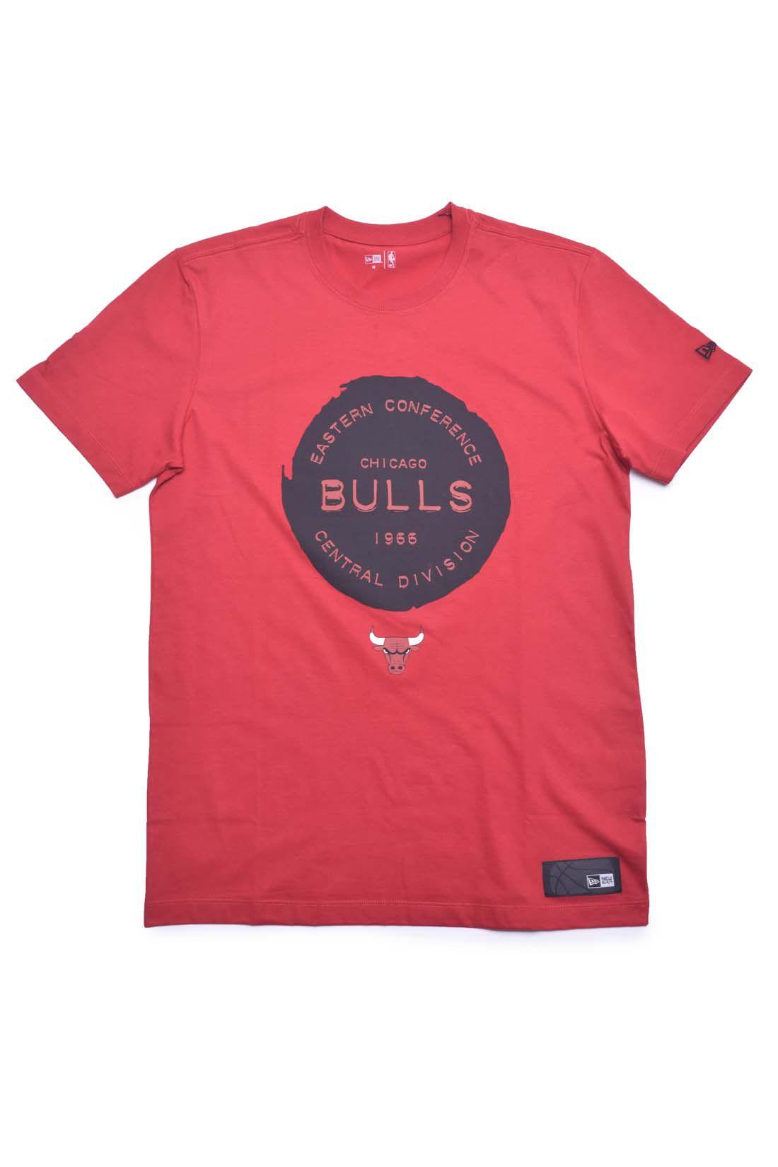 Camiseta Chicago Bulls 1966 NBA New Era