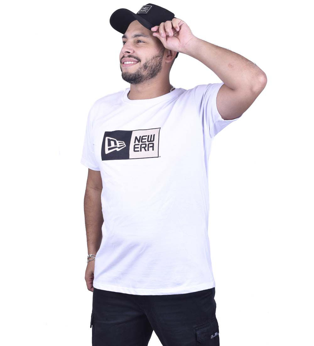 Camiseta Essentials New Era