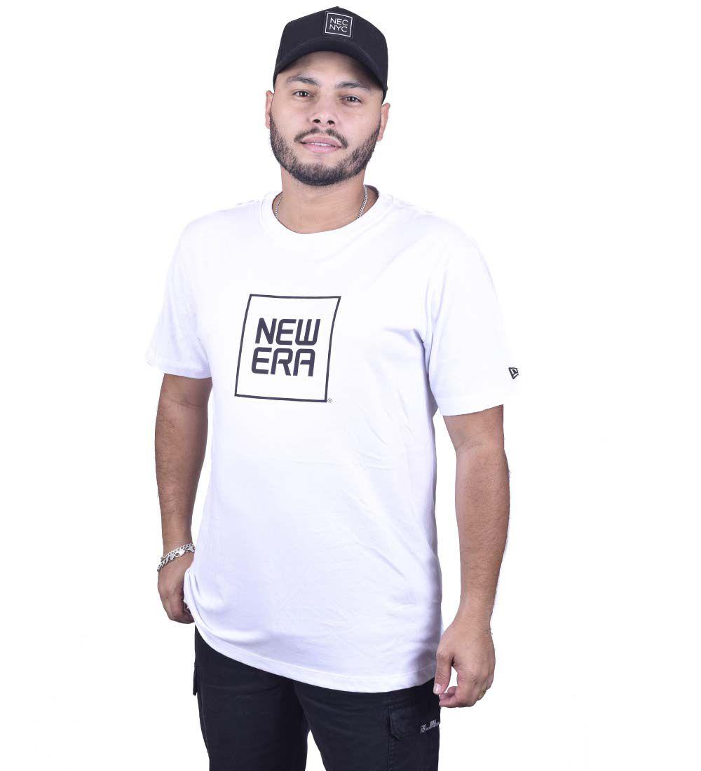 Camiseta Essentials Square New Era