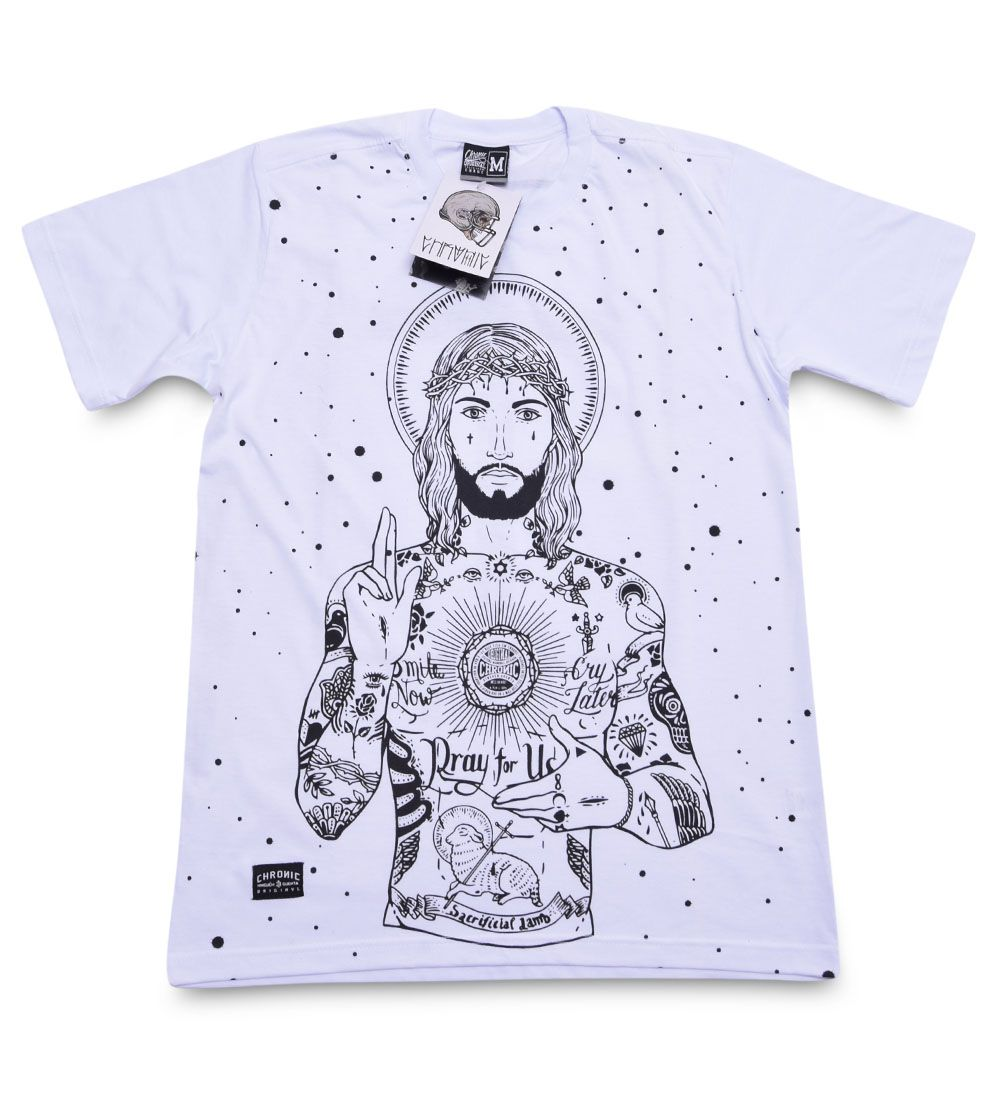 Camiseta Jesus Chronic