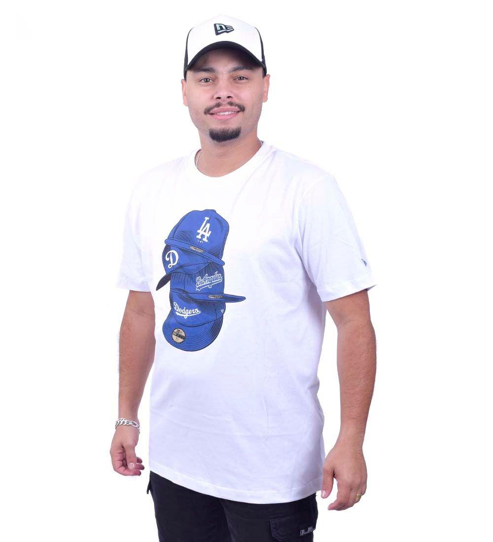 Camiseta LA LosAngeles Dodgers New Era