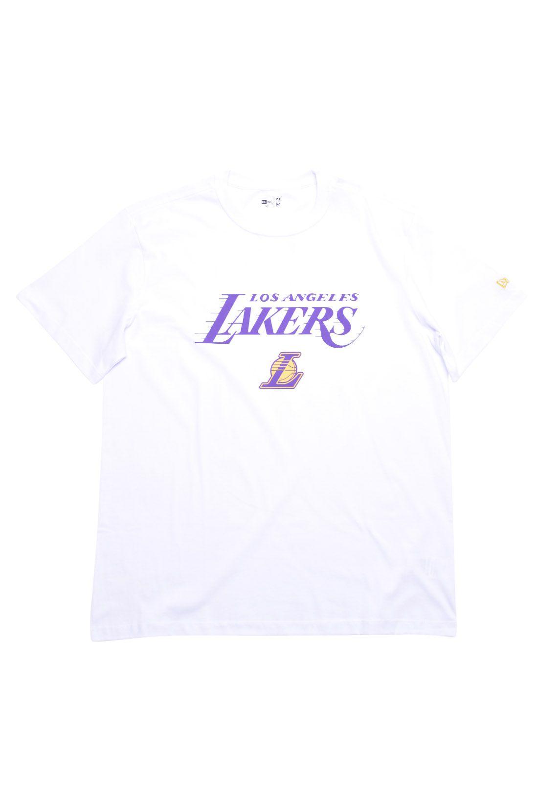 Camiseta Los Angeles Lakers Essentials Team NBA New Era
