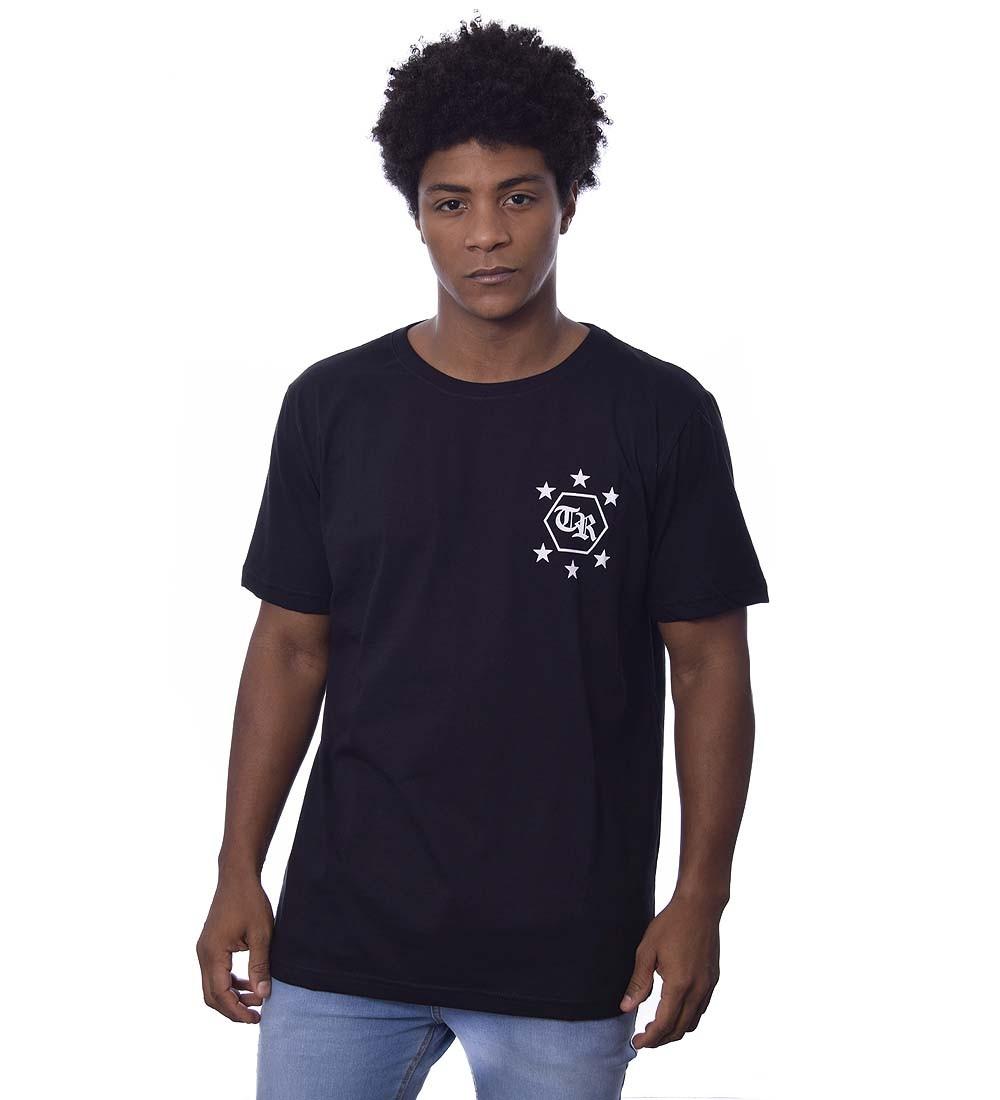 Camiseta Manga Curta Basico The Rocks