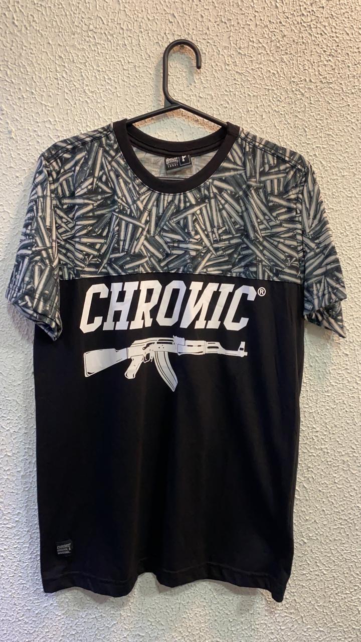 Camiseta Metralha Chronic