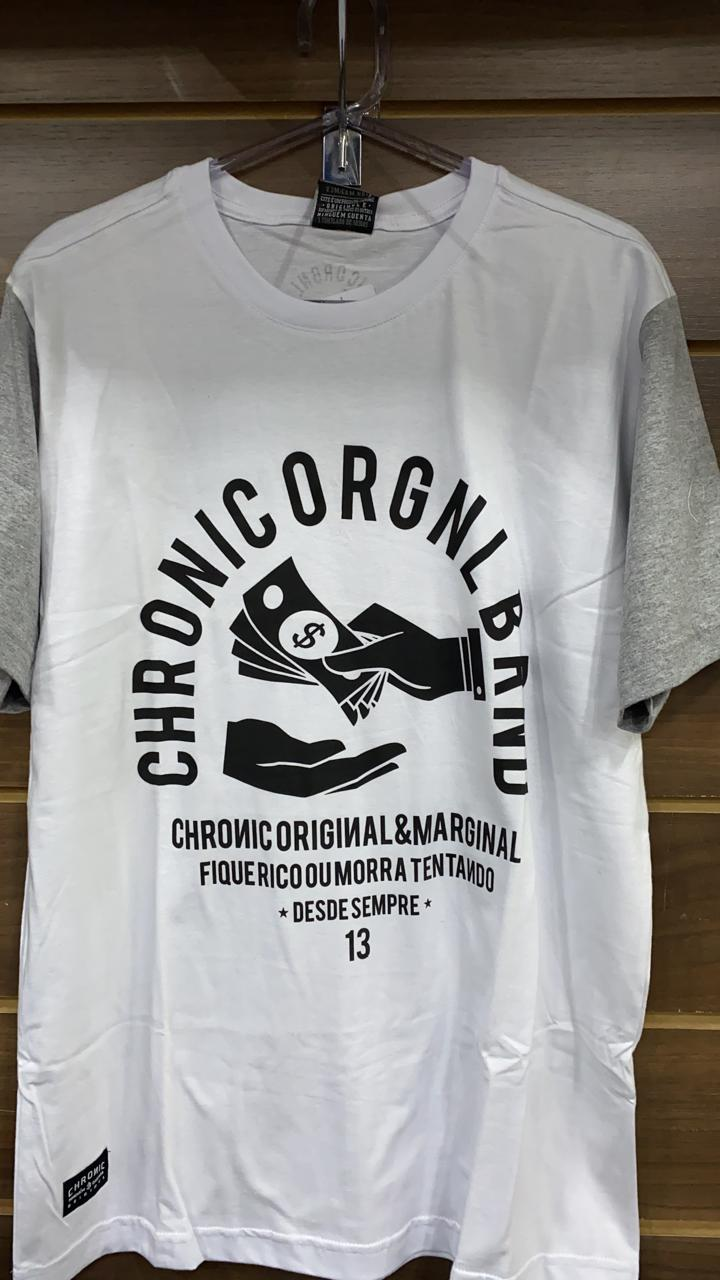 CAMISETA MONEY 2  CHRONIC