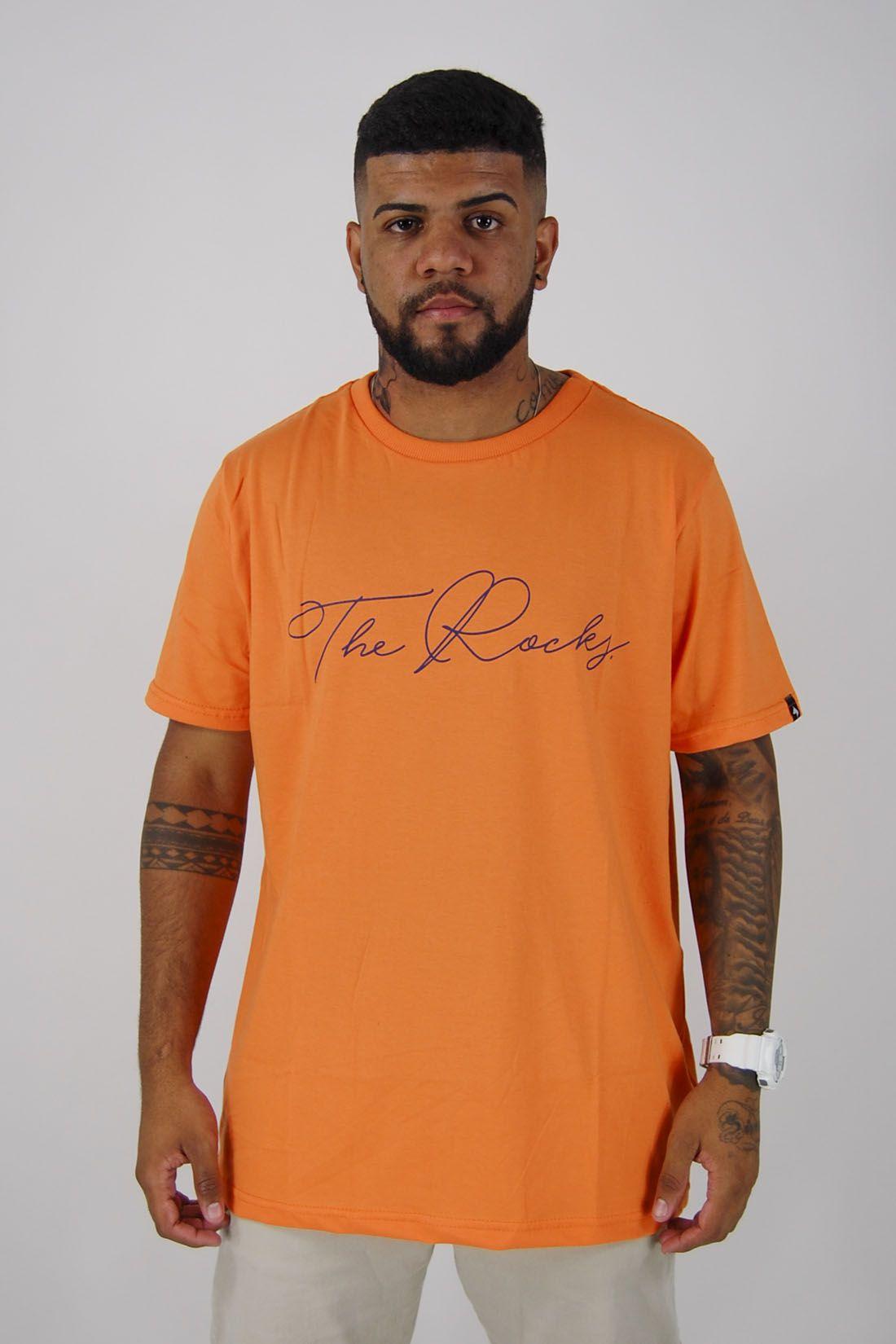 Camiseta Neon The Rocks