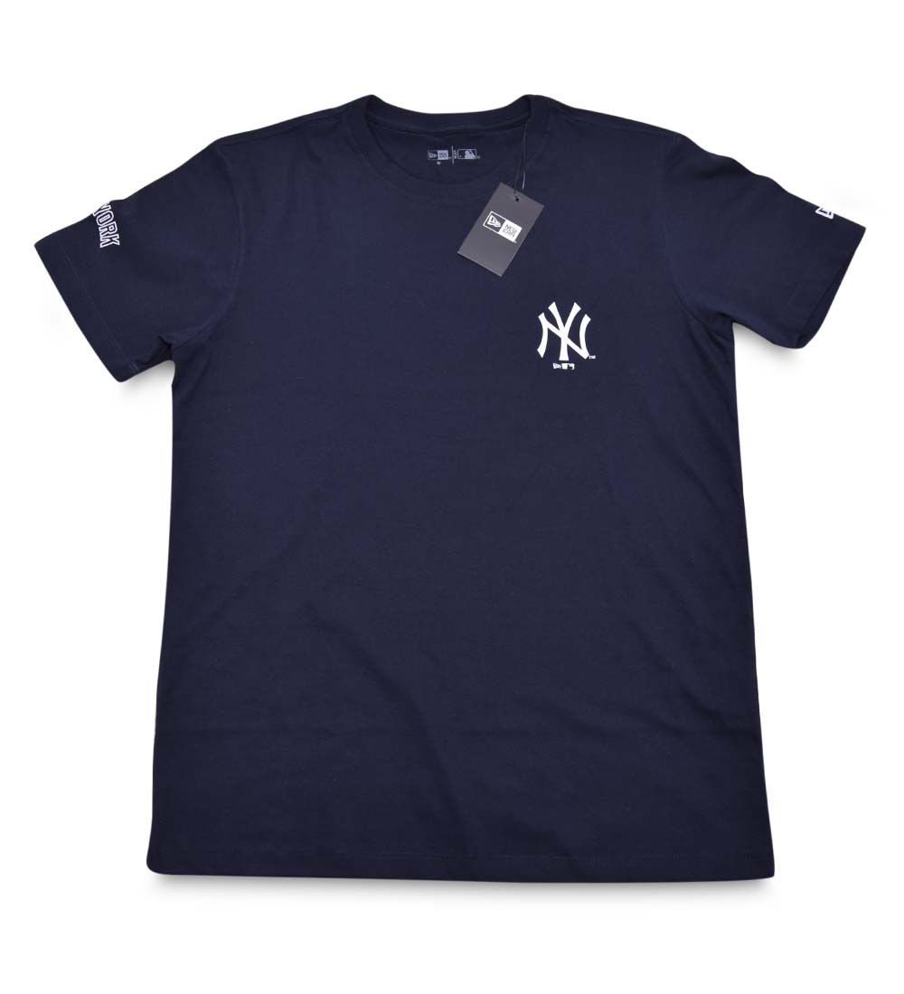 Camiseta New York Yankees Essentials Logo MLB New Era