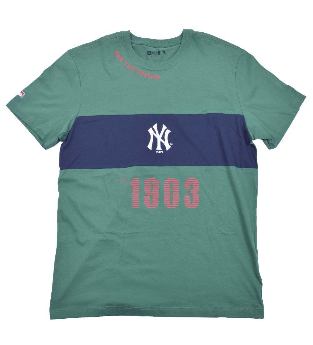 Camiseta New York Yankees Fresh Ribbo New Era