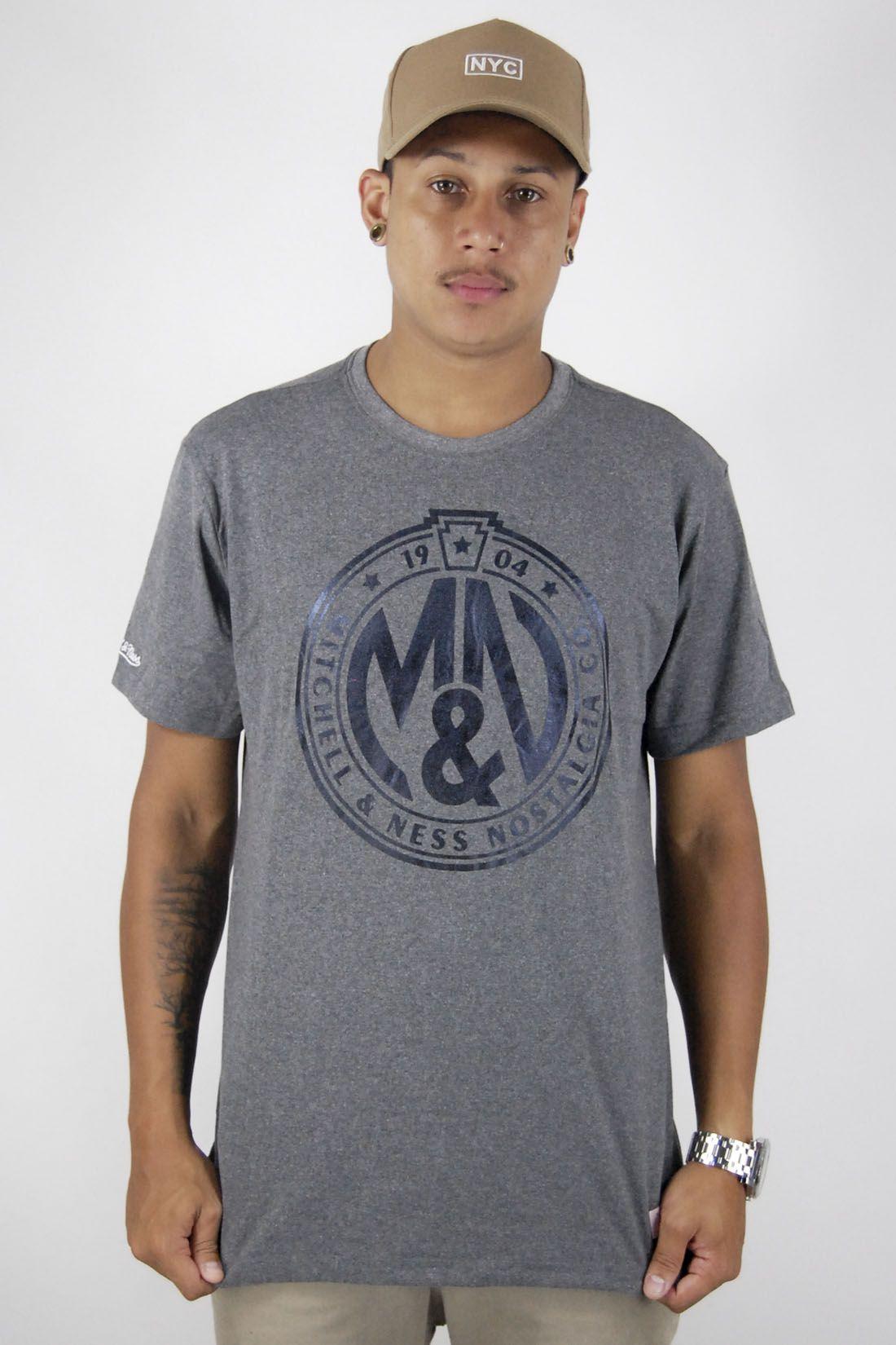 Camiseta Nostalgia 1904 Mitchell & Ness