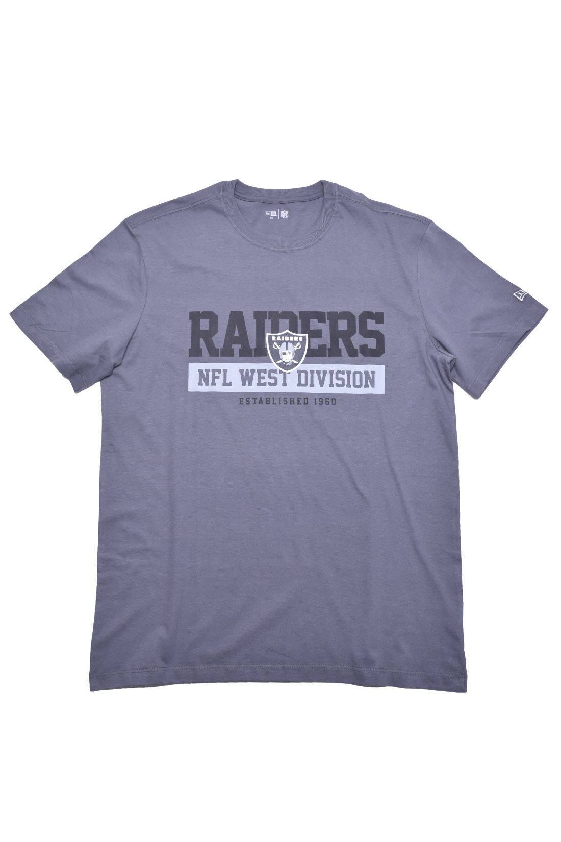 Camiseta Oakland Raiders Essentials Division NFL New Era