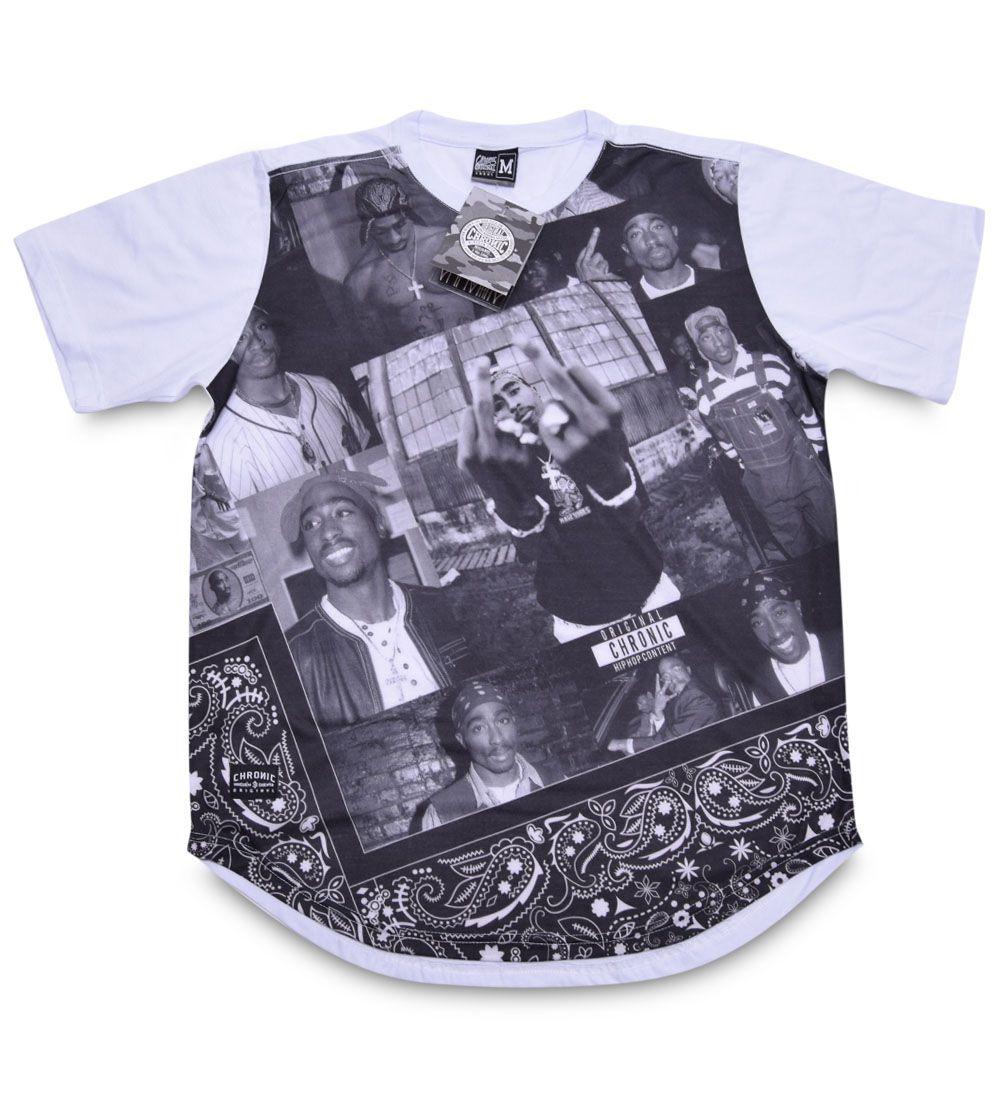Camiseta Pac Chronic