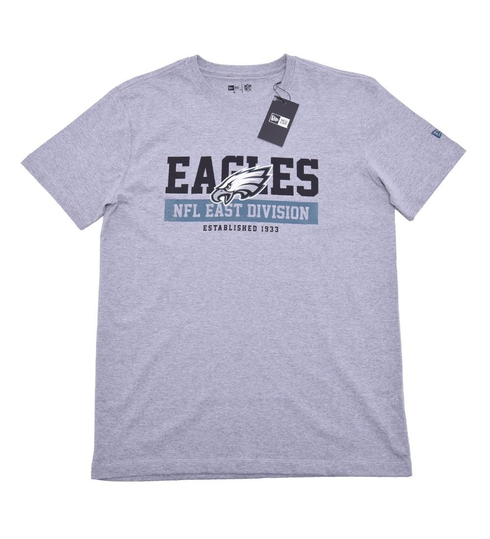 Camiseta Philadelphia Eagles Essentials Division NFL New Era