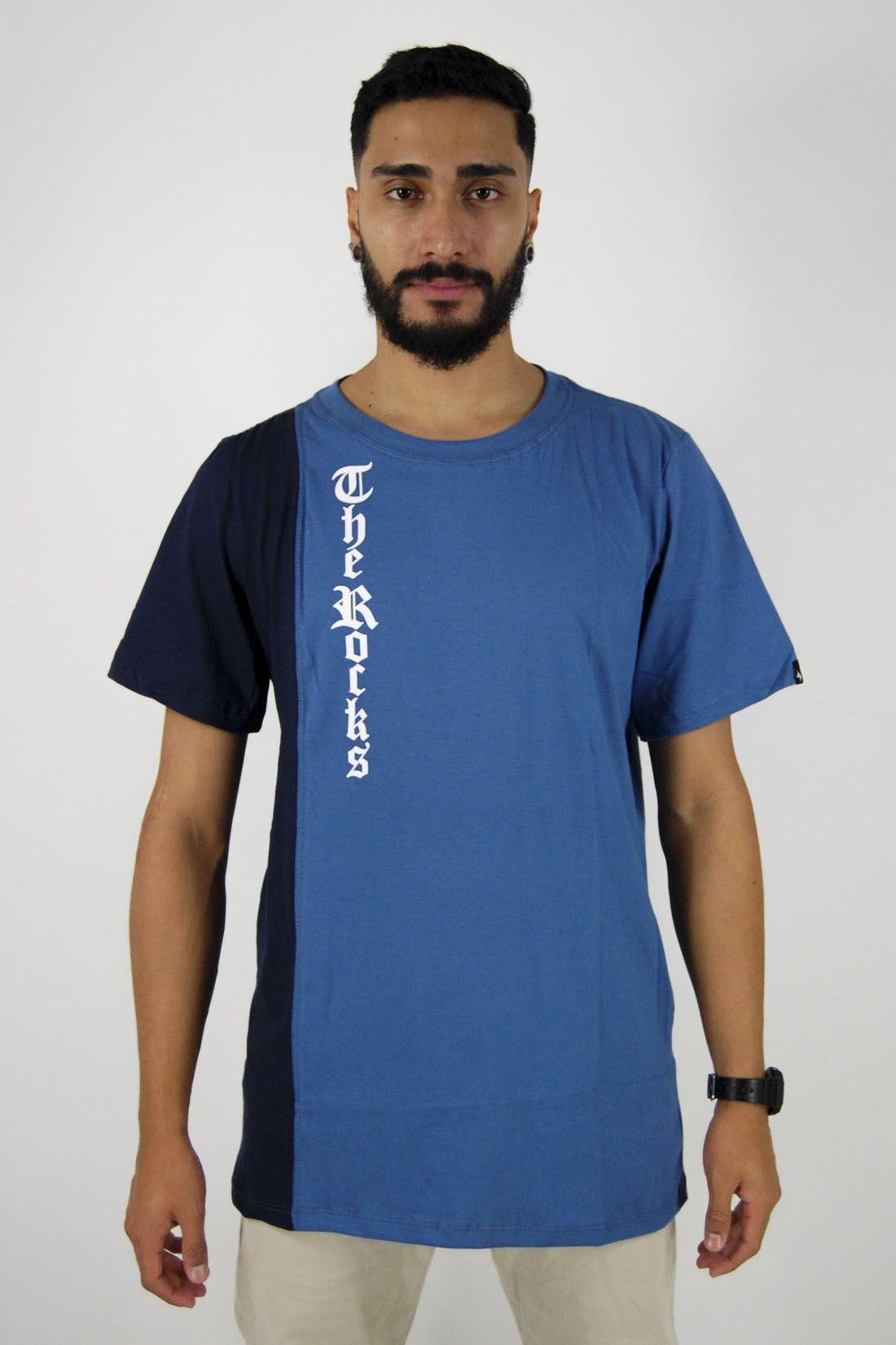 Camiseta Recorte The Rocks