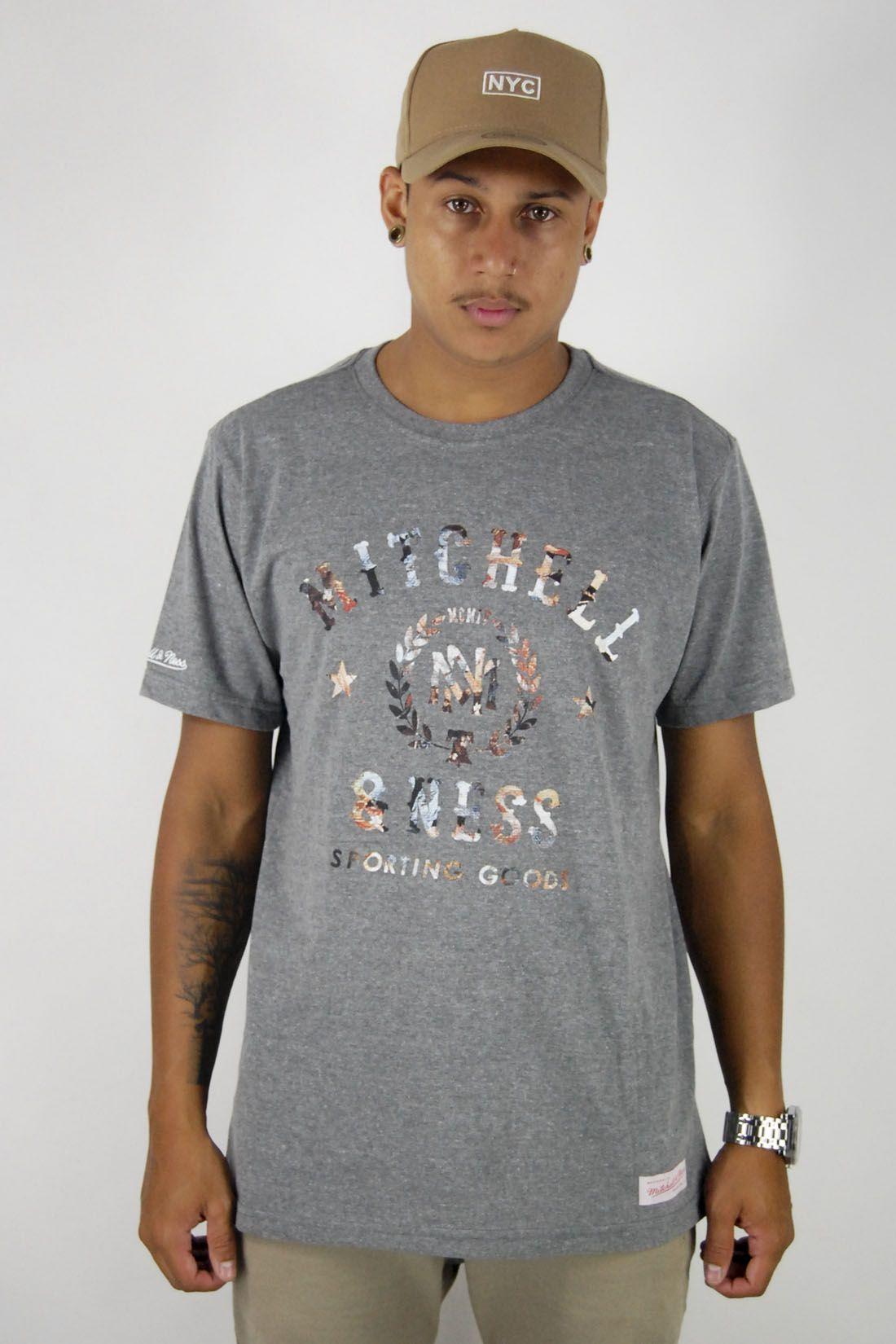 Camiseta Sporting Goods  Mitchell & Ness