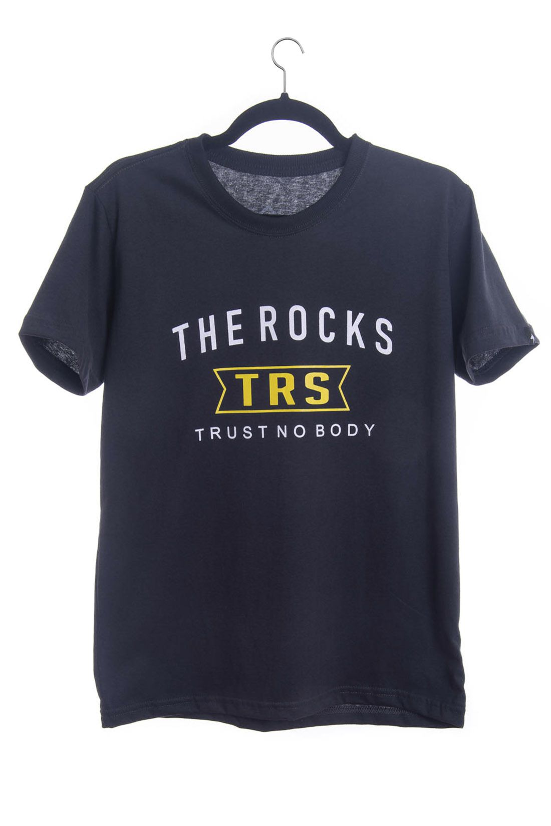 Camiseta Manga Curta TRS The Rocks