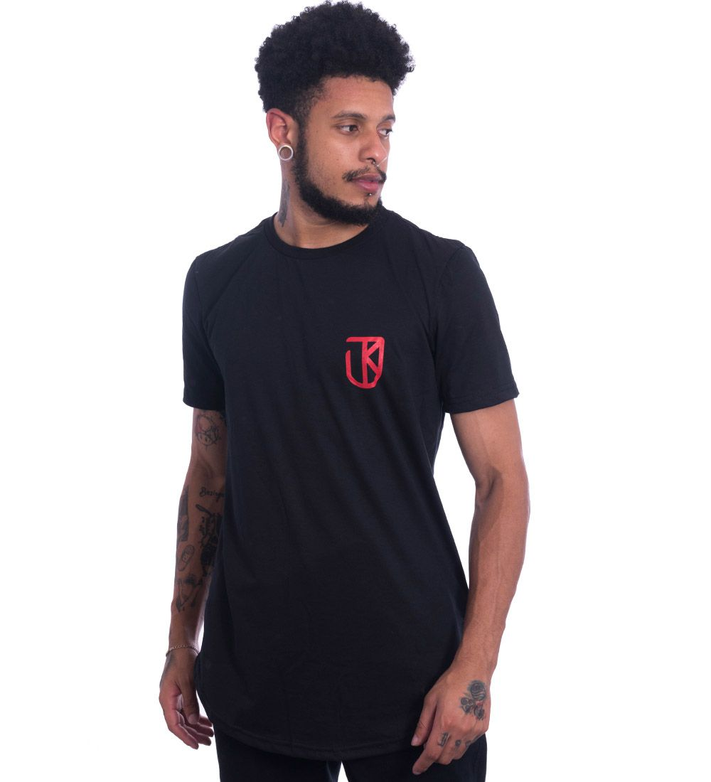 Camiseta Jota k Trust Longline