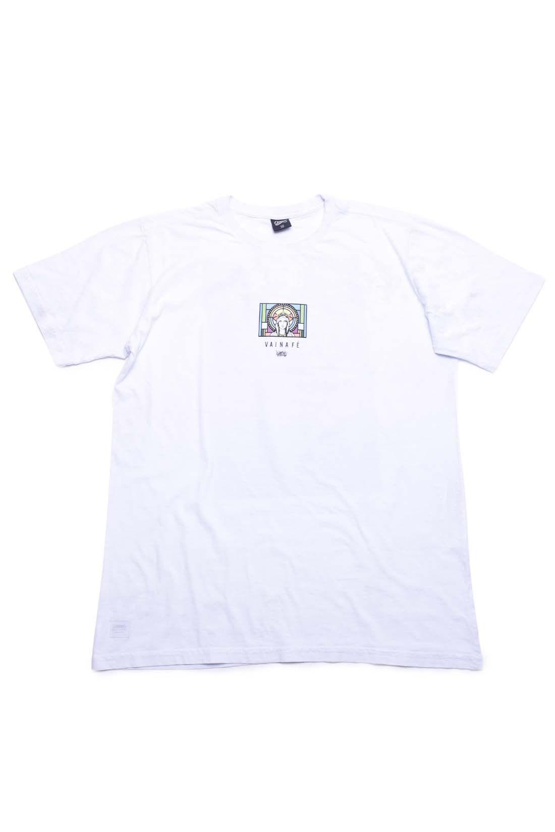 Camiseta Vai na Fé Chronic