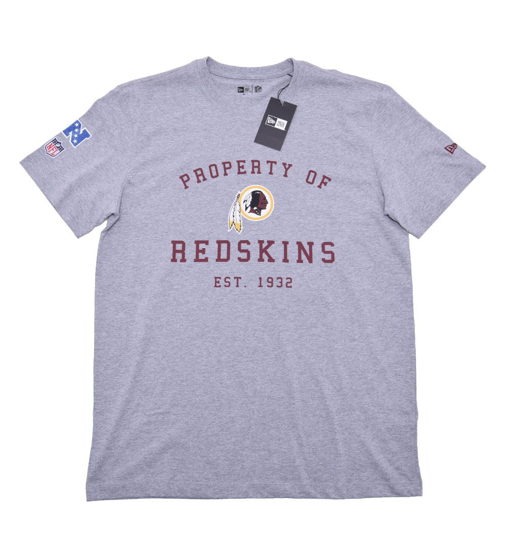 Camiseta Wadhington Redskins Essentials Property NFL New Era