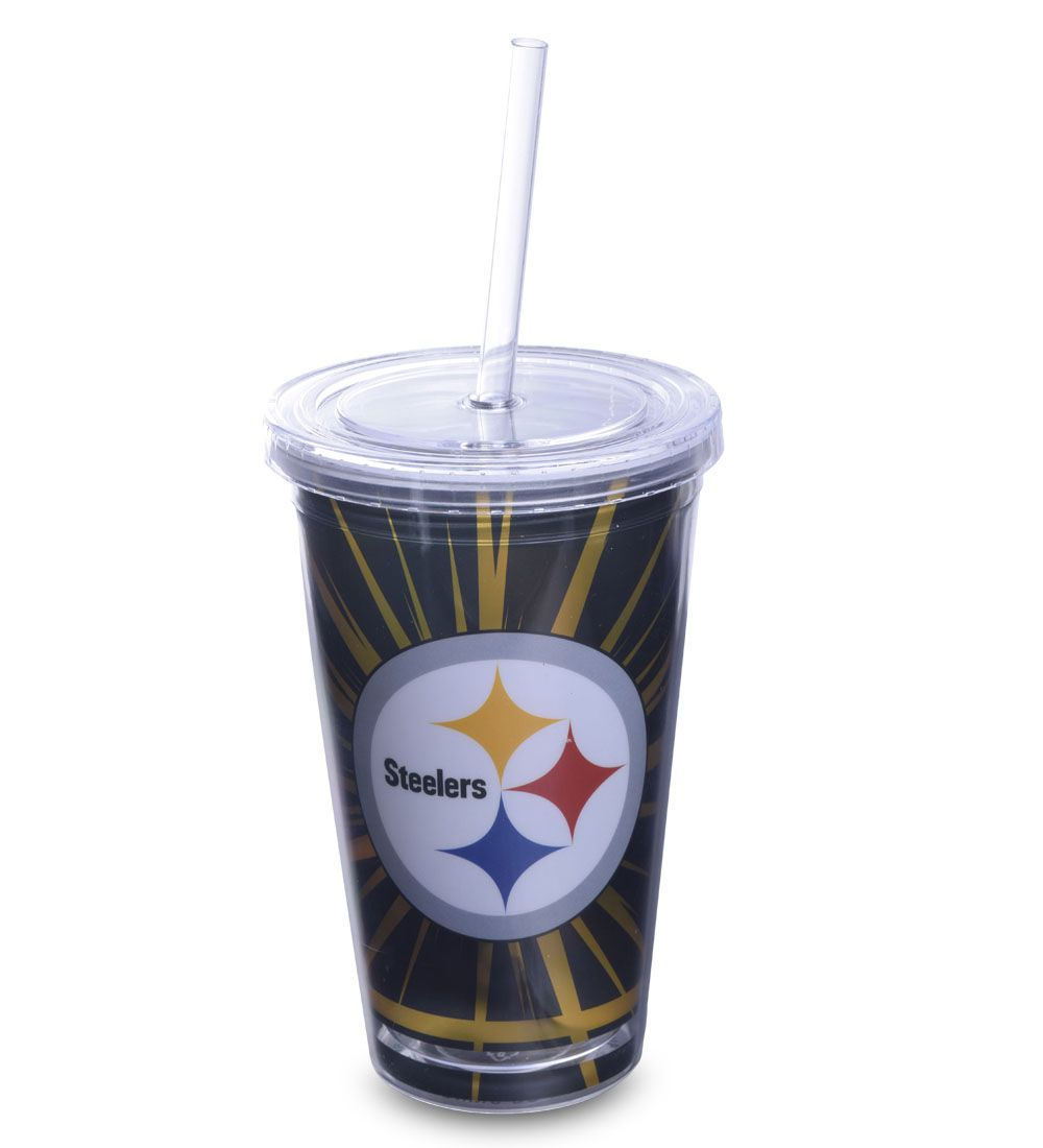 Copo NFL Steelers Plastico