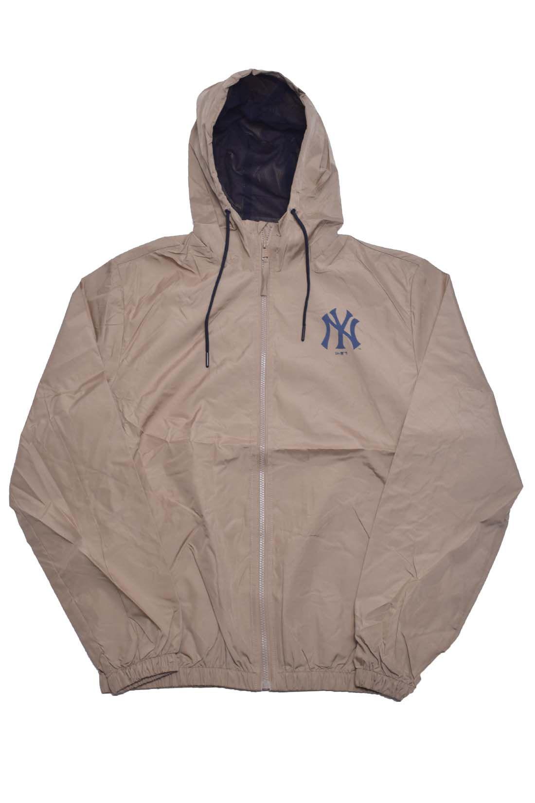 Jaqueta Corta Vento Essentials Classic New York Yankees MLB New Era