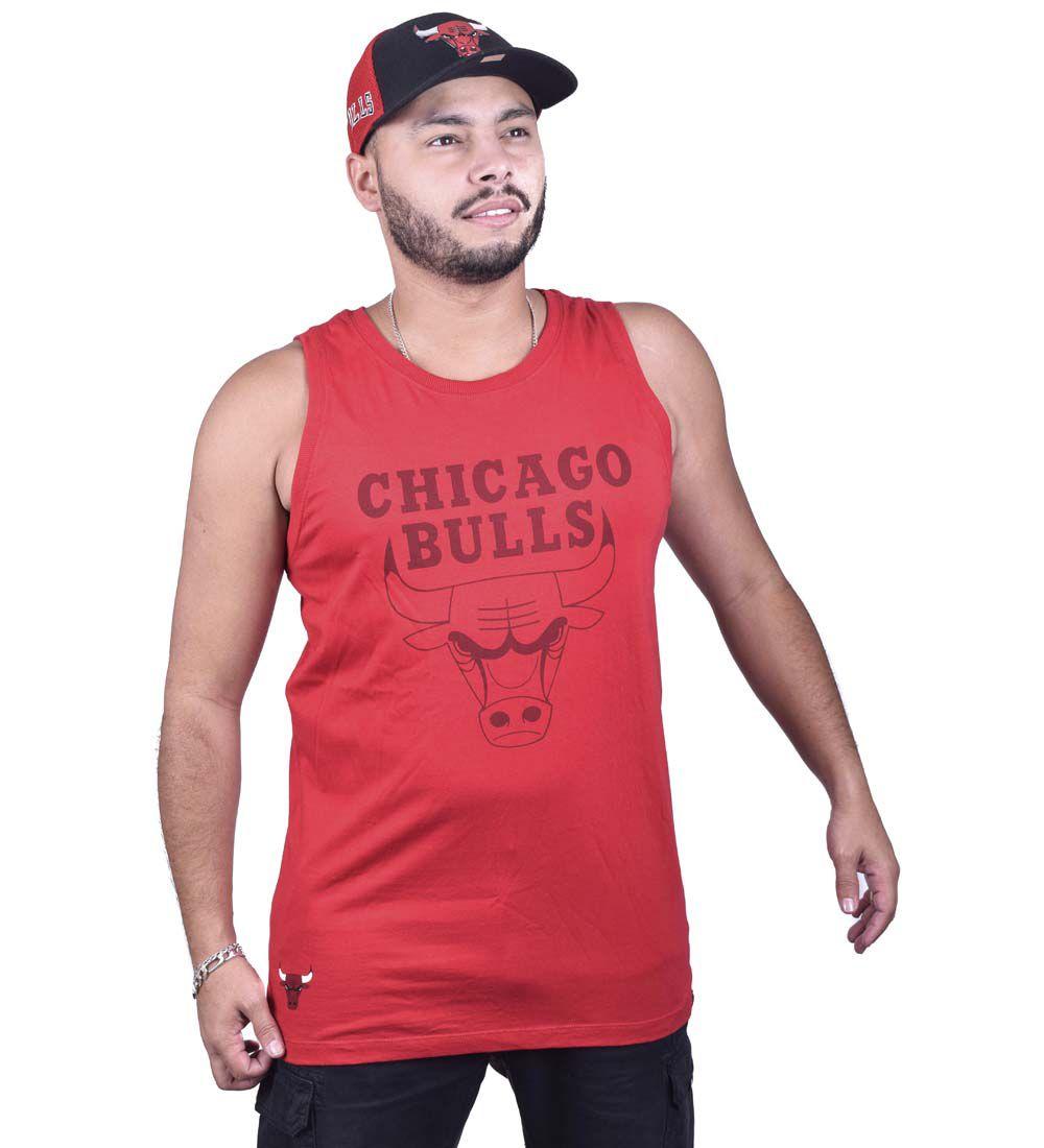 Regata Chicago Bulls NBA Essentials Ac New Era