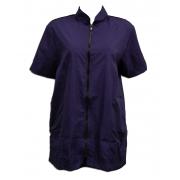 Avental Anti Pêlo Azul Violeta