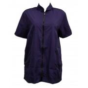 Avental Azul Violeta Pequeno Anti Pêlos - Liso