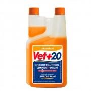 Desinfetante Bactericida Concentrado 1 Litro - Limão Cravo