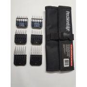 Kit Adaptadores Aço Inox p/Máquina A85 - 06 Peças