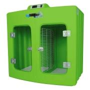 Maquina de Secar Verde Limão By Becker - Spa Pet Black