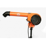 Secador Super Hard Wind Laranja - 220 Volts